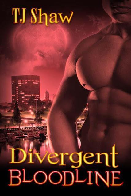 Paranormal Romance by TJ Shaw: Divergent Bloodline