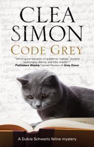 Book by Clea Simon