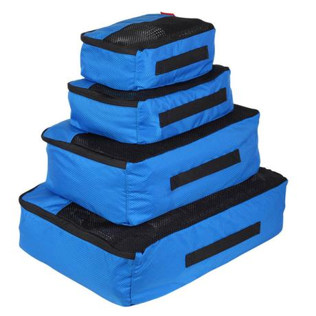 Buy a set of packing cells like these from Zoomlite and you'll soon be an organised packer.