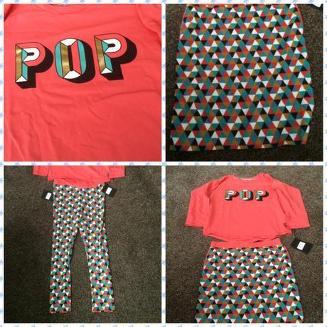 Mini street style clothing