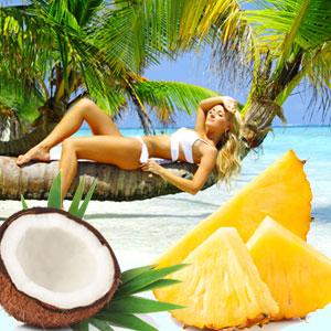 Hawaiian Suntan Fragrance Oil