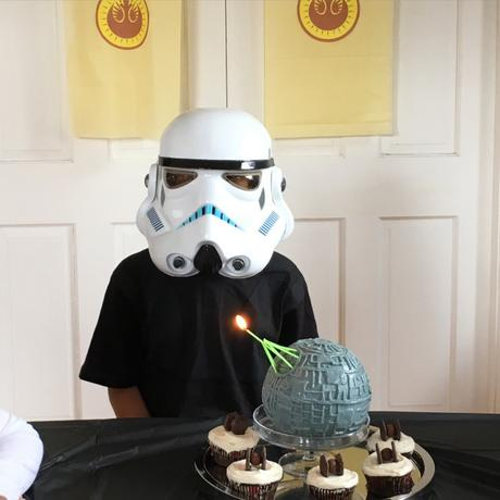 Party Time: Star Wars Birthday