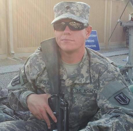 Specialist Korry McClanahan
