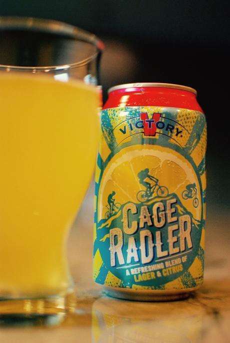 Beer Review – Victory Cage Radler