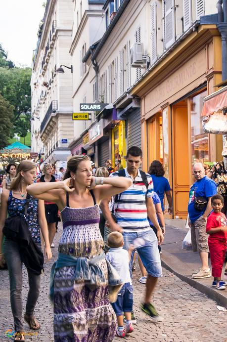 Walking through Paris' bohemian Montmartre neighborhood is a unique cultural experience you won't soon forget.