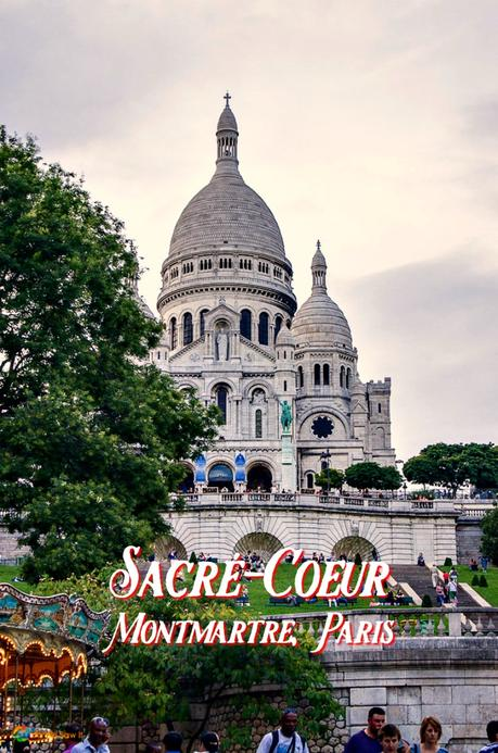 Watch the lights of Paris come on from the steps of Sacré-Coeur at sunset