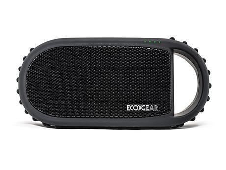 Gear Closet: ECOXGEAR EcoCarbon Rugged Bluetooth Speaker