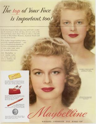 Maybelline Pioneer Advertising, First
