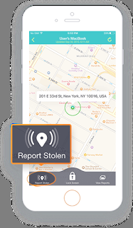 TrackMyMac Review: Track And Lock Stolen Mac With Your iPhone