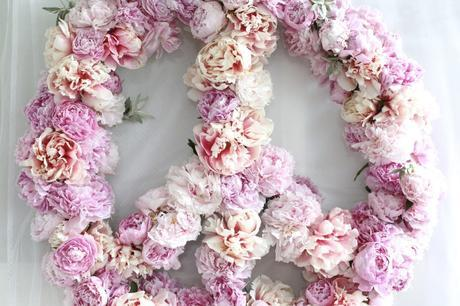 Peace-ing with Peonies