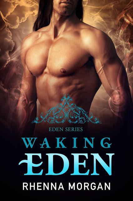 Waking Eden by Rhenna Morgan- Cover Reveal!