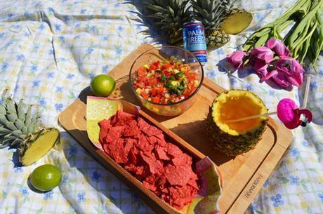 Palm Breeze Tropical Salsa Recipe