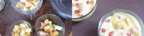 Mixed Fruit Custard | Easy Dessert Recipe