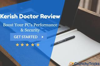 Kerish Doctor Review: Boost Your PC's Performance & Increase Security