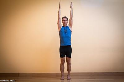 Featured Pose: Arms Overhead Pose (Urdva Hastasana)