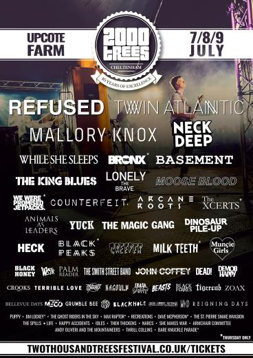 2000trees-lineup