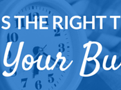 When Right Time Start Your Business?