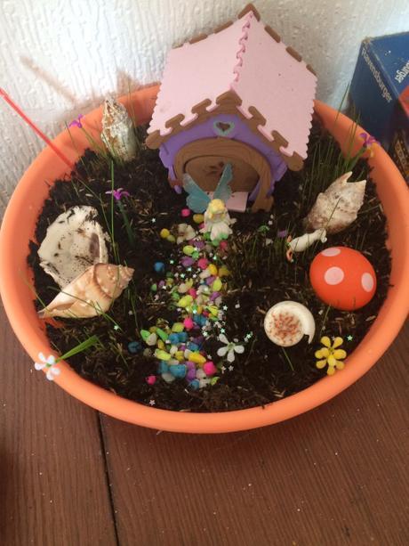Interplay: My fairy garden