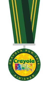 Amspec's Crayola Run 2016