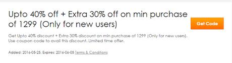 Save Big With Online Deals On Jabong/Myntra Shopping