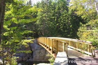 Rocky Gorge, Swift River, New Hampshire, USA(c) FreeFoto.com