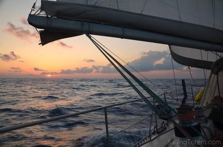 1 Sailing into the sunset