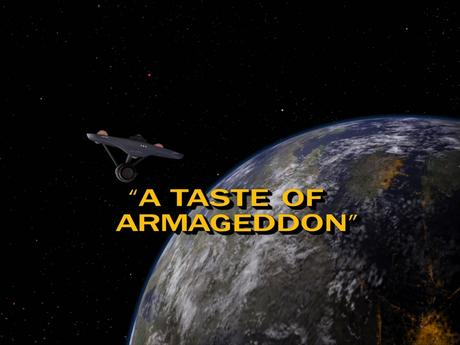 The Women of  Star Trek- Mea 3 from 'A Taste of Armageddon'