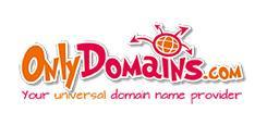 only domains Logo