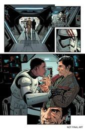 Star Wars: The Force Awakens Adaptation #1 Preview 3