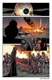 Star Wars: The Force Awakens Adaptation #1 Preview 1
