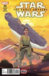 Star Wars: The Force Awakens Adaptation #1 Cover