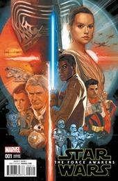 Star Wars: The Force Awakens Adaptation #1 Cover - Noto Variant