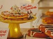IHop Cupcake Pancakes