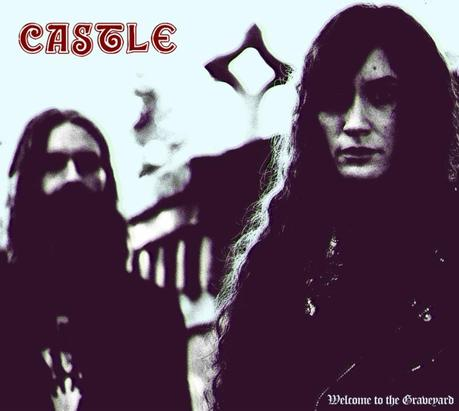 CASTLE: Doom Metal Conjurors To Release Welcome To The Graveyard; Cover Art Revealed, New Track Playing + Additional Live Dates Confirmed
