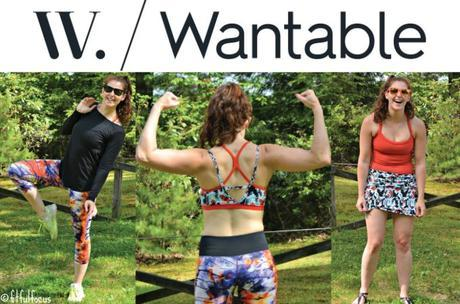 Wantable May Fitness Edit