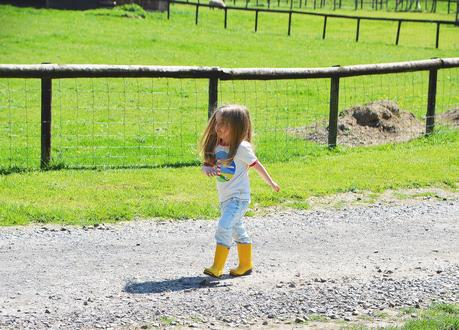 Spring Time Adventure with Mothercare