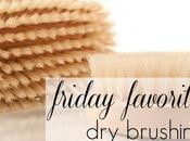 Friday Favorite: Brushing