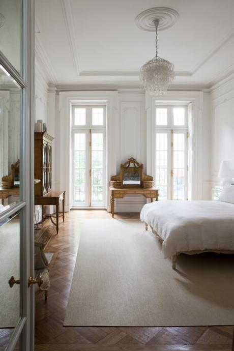 Parisian Style Bedroom In New York City