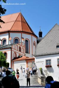 Andechs - The Abbey on Top of the Hill