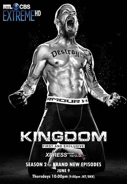 Preview KINGDOM Before It Premieres Next Week