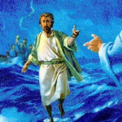 How Peter Learned To Walk On Water Like Jesus