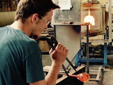 Jesse Günther at Berlin Glas e.V.