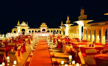 Top 5 Beautiful Locations For Destination Wedding In India!