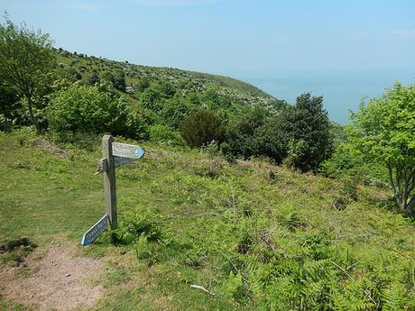 Blue Anchor to Porlock Weir (Part 1)