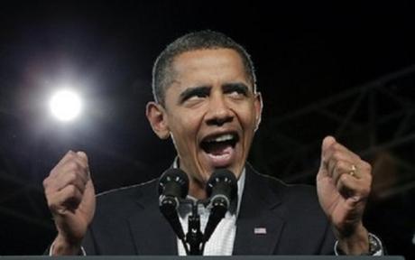 Demonic Obama