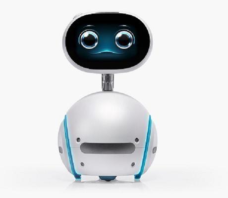 ASUS Zenbo: A Cute Little Robot Companion