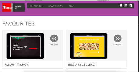 La Presse+: A Success story, part 3-the advertising