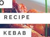 Paleo Indian Seafood Recipe Prawn Kebab
