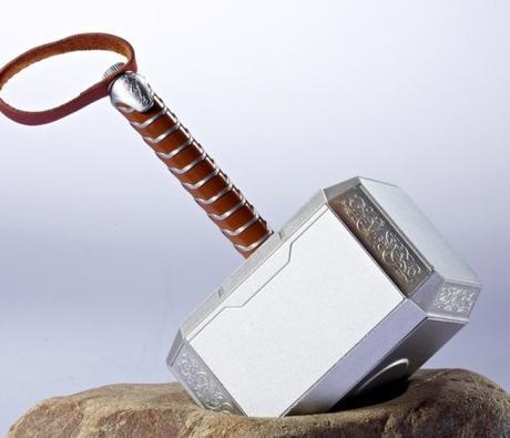 Thor's Hammer Portable Power Bank