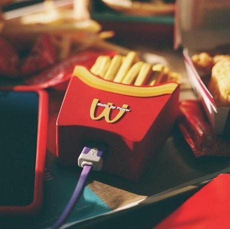 McDonald's Fries Portable Power Bank